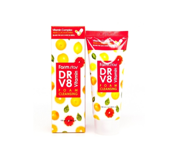 [Farm stay] DR-V8 VITAMIN FOAM CLEANSING