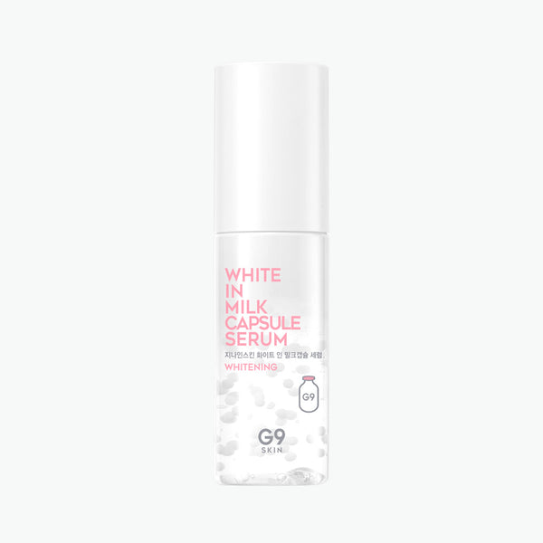 [G9] [G9] White In Milk Capsul Serum