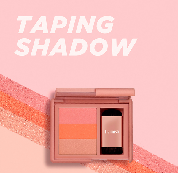 [Heimish] Taping Shadow Peach Coral #01