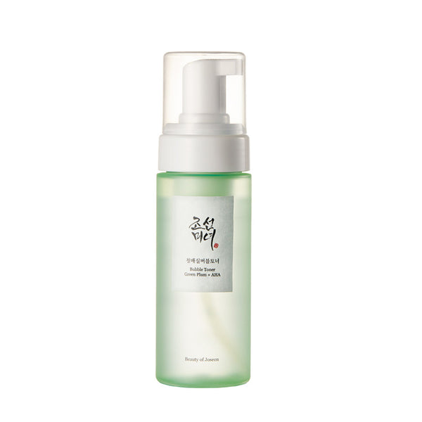 [Beauty of Joseon] Bubble Toner : Green Plum + AHA 150ml