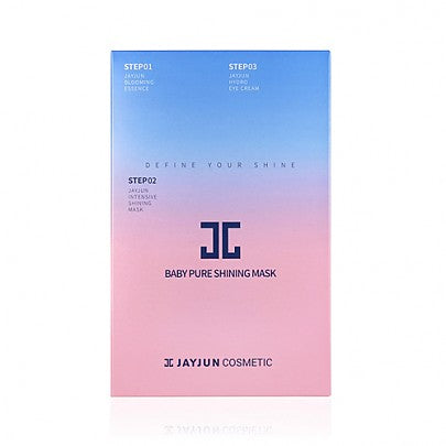 [Jayjun] [JAYJUN] Intensive Shining MASK (1ea = 10sheets)