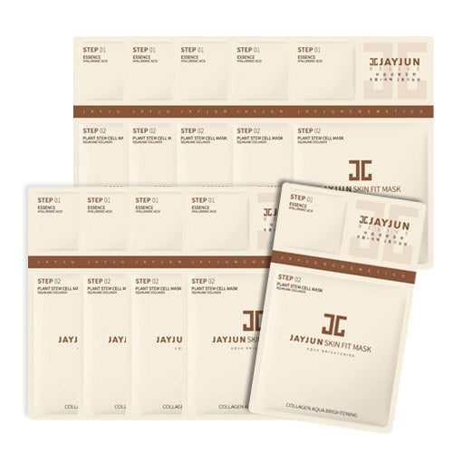 [Jayjun] [JAYJUN] SKIN FIT MASK (1ea = 10sheets)