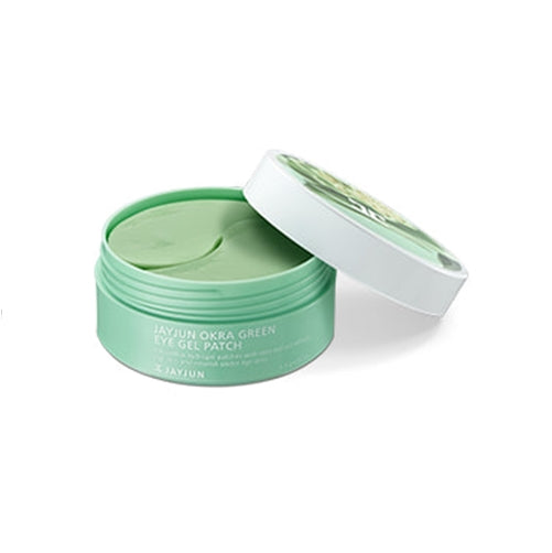 [Jayjun] Okra Green Eye Gel Patch 60ea