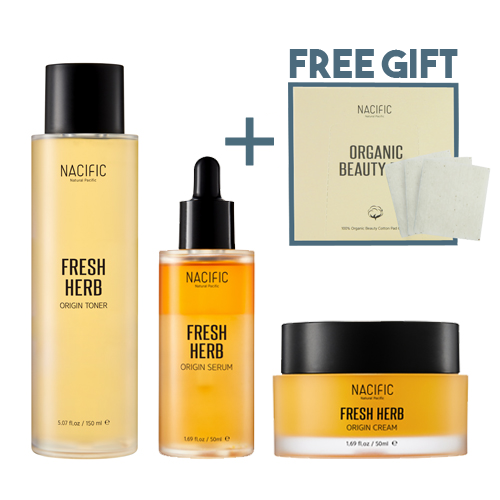 [NACIFIC] Fresh herb origin serum 3 set