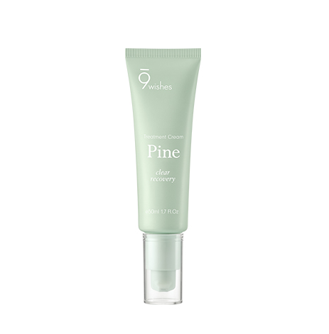 [9Wishes] Pine Treatment Cream 50ml