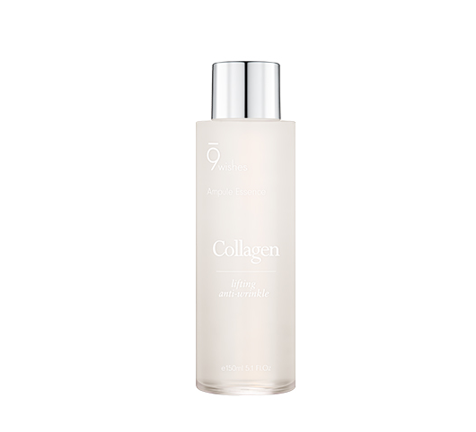 [9Wishes] Collagen Ampule Essence 150ml