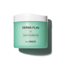 [the SAEM] Derma Plan Green Trouble Pad 130ml 70ea