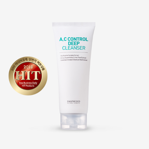 [SWANICOCO] A.C control deep cleanser 150ml
