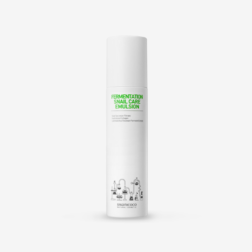 [SWANICOCO] Fermentation snail care emulsion 120ml
