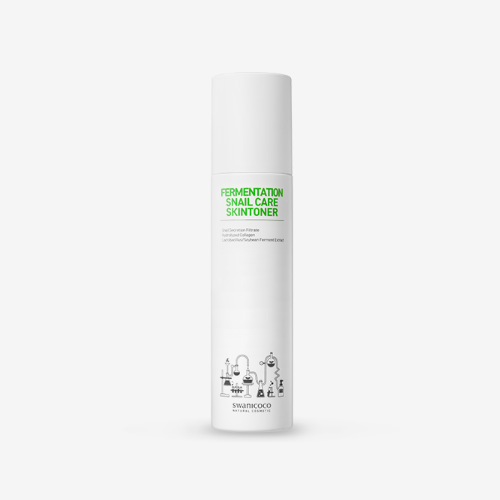 [SWANICOCO] Fermentation snail care skintoner 120ml