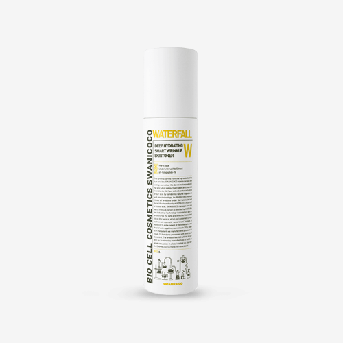 [SWANICOCO] Deep hydrating Smart wrinkle skintoner 120ml