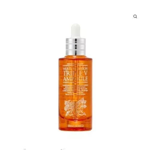 [SWANICOCO] Multi solution Triple-V ampoule 50ml