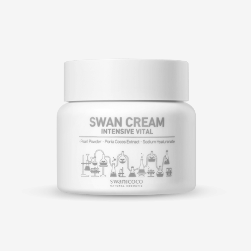 [SWANICOCO] Intensive vital swan cream 50ml