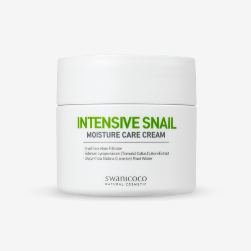 [SWANICOCO] Intensive snail moisture care cream 50ml