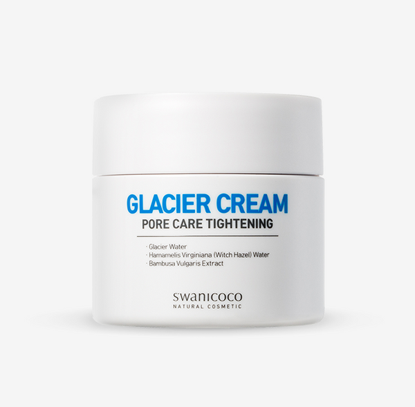 [SWANICOCO] Pore Care Tightening Glacier Cream 50ml