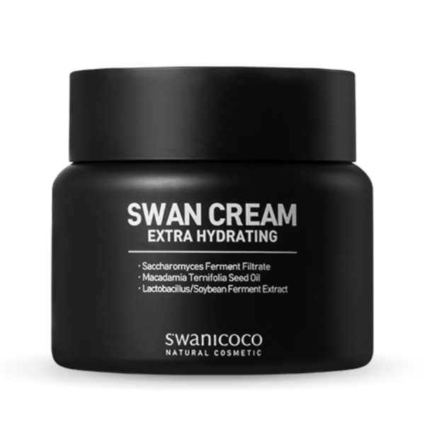 [SWANICOCO] Extra hydrating swan cream 50ml