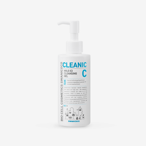 [SWANICOCO] Mild X3 cleansing gel 200ml