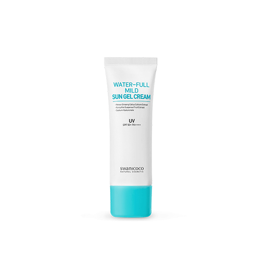 [SWANICOCO] Water-full mild sun gel cream 50ml