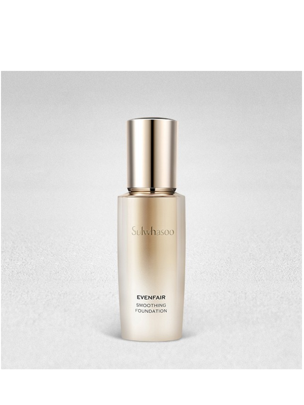 [Sulwhasoo] Evenfair Smoothing Foundation 01 pink beige30ml