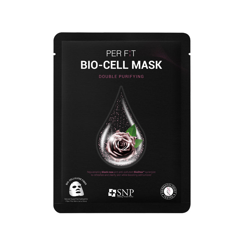 [SNP] [SNP] Per Fit Bio-cell Mask Double Purifying 25ml, 1ea