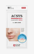 [SNP] ACSYS Clear Spot Patch 18pcs