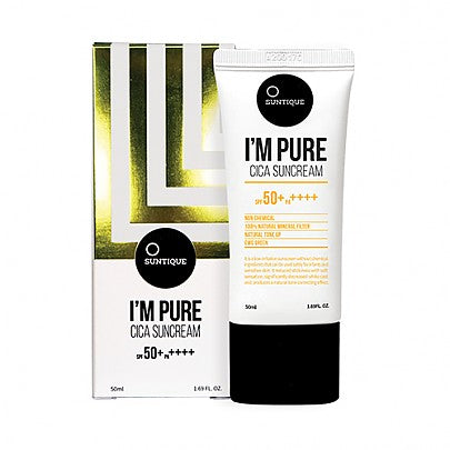 [Suntique] I'M PURE Cica Suncream 50ml discontinued