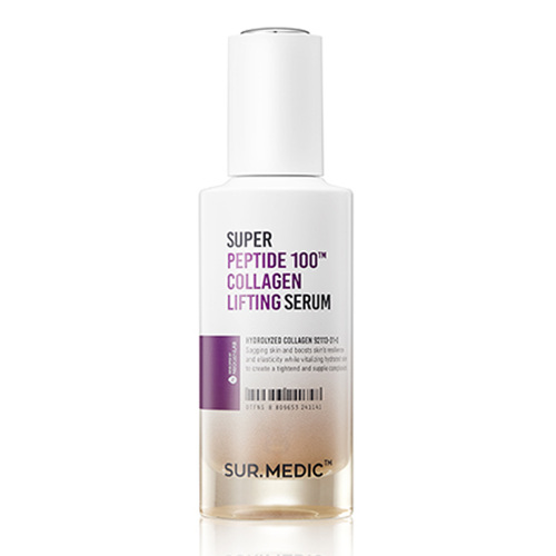 [SUR.MEDIC] SUPER PEPTIDE 100™ COLLAGEN LIFTING SERUM 50ml