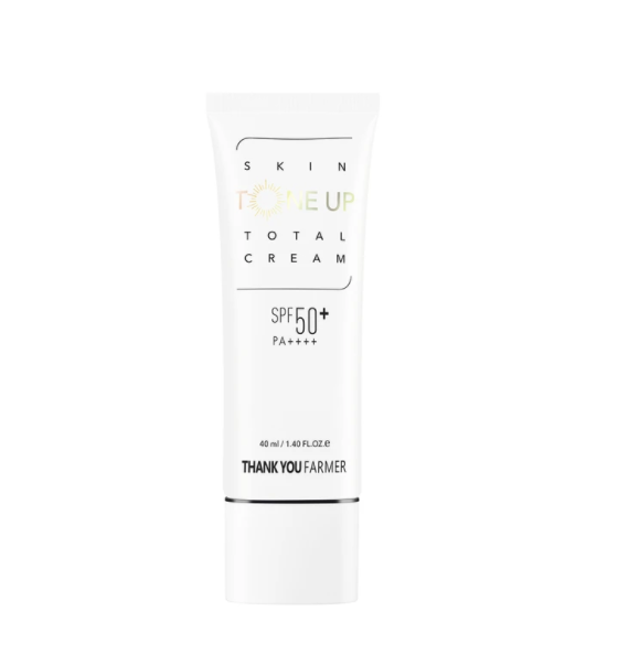 THANK YOU FARMER SKIN TONE UP TOTAL CREAM 40ml