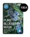 [TOSOWOONG] [TOSOWOONG] Pure Blueberry Mask 10pcs