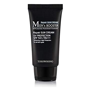 [TOSOWOONG] [TOSOWOONG] Men's Booster Sun Cream 45ml