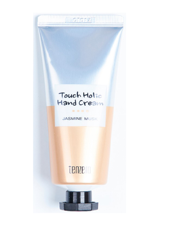 [TENZERO] TOUCH HOLIC HAND CREAM JASMINE MUSK 50ml