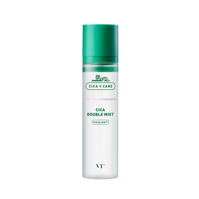 [VT COSMETICS] VT CICA DOUBLE MIST 120ml