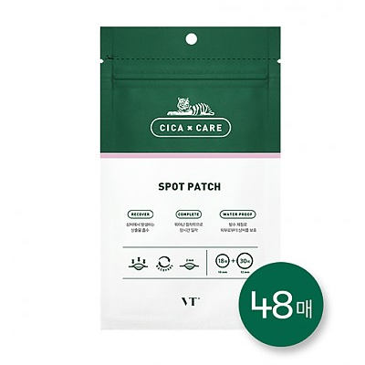 [VT COSMETICS] VT SPOT PATCH(3sets, 48ea)