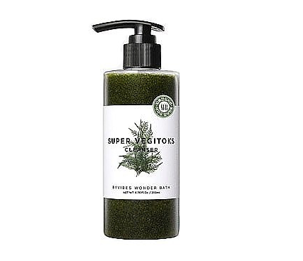 [WonderBath] super vegitoks cleaner 200ml (green)