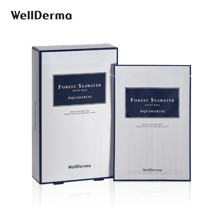[WellDerma] [5ea]Forest Seawater Mask