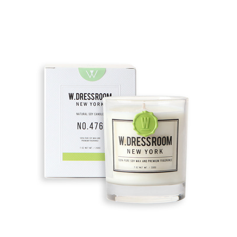 [W.DRESSROOM] [W.Dressroom]Scented Natural Soywax Candle No.476 Secret Jasmine 200g