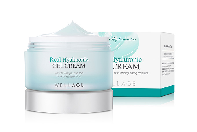 [WELLAGE] Wellage Real Hyaluronic Gell Cream