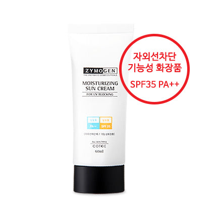[ZYMOGEN] Moisturizing Sun Cream 60ML