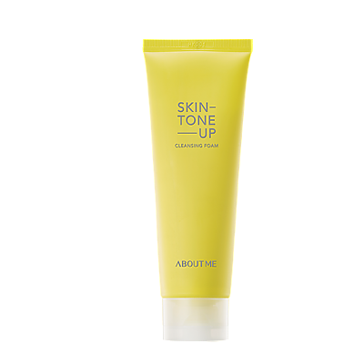 [About me] SKIN TONE UP CLEANSING FOAM
