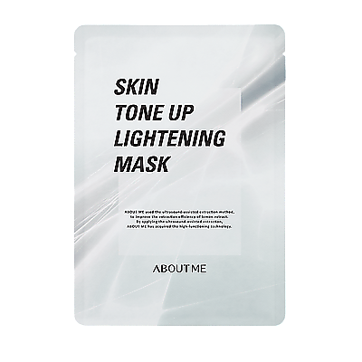 [About me] SKIN TONE UP LIGHTENING MASK (30g*10ea)