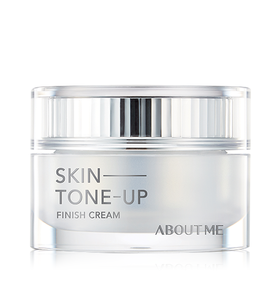 [About me] SKIN TONE UP FINISH CREAM