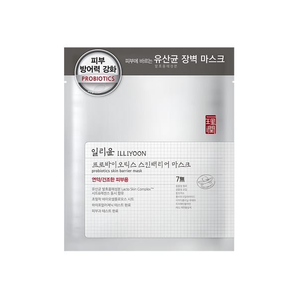 [ILLIYOON] Probiotics Skin Barrier Mask