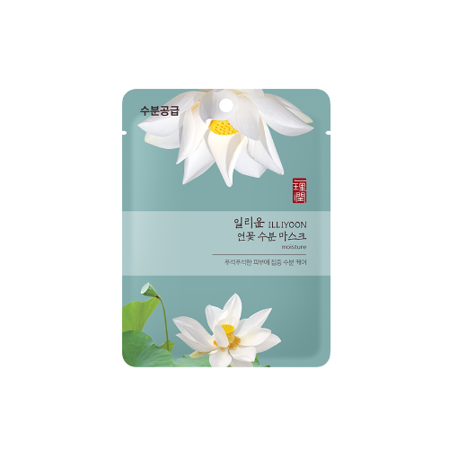 [ILLIYOON] Lotus Moisture Mask 30g