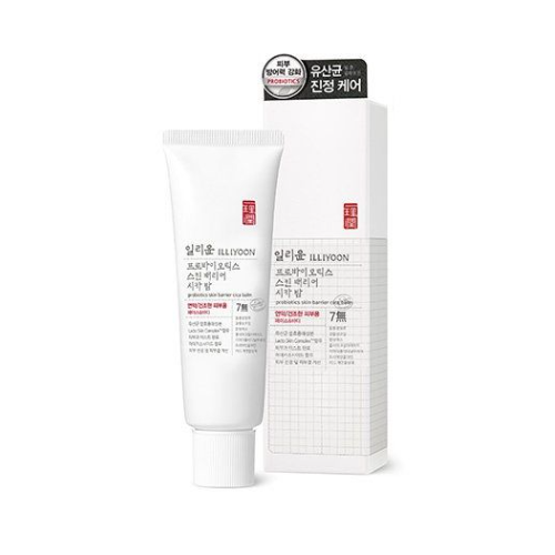 [ILLIYOON] Probiotics skin barrier cica balm 50ml