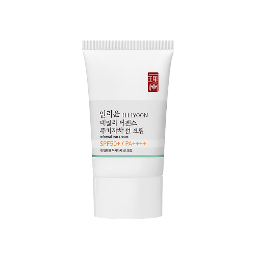 [ILLIYOON] Daily Defence Mineral Sun Cream SPF50+/ PA++++ 50ml