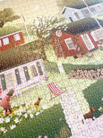 SMALL HOUSES - JIGSAW PUZZLE - 1.000 pieces