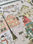 Let it snow - Jigsaw Puzzle - 1000 pieces