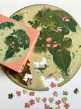 I LOVE MOTHER EARTH - JIGSAW PUZZLE - with 500 pieces