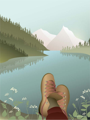 AFTER THE HIKE - poster