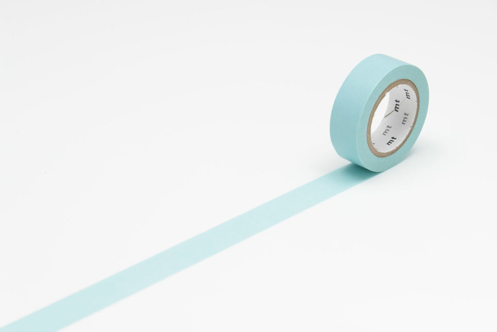 MT masking tape baby blue
